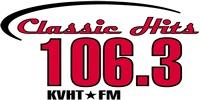 KVHT Classic Hits 106.3