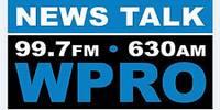 News/Talk 99.7 FM & AM 630 WPRO