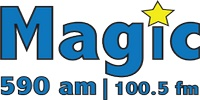 WROW Magic 590 AM and 100.5 FM