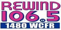 WCFR Rewind 106.5 FM