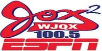 WJQX JOX 2: ESPN 100.5